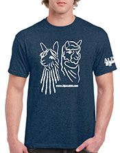 Graphic Alpaca T-Shirt