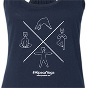 Alpaca Yoga Tank Top