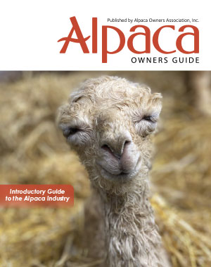 Alpaca Owners Guide