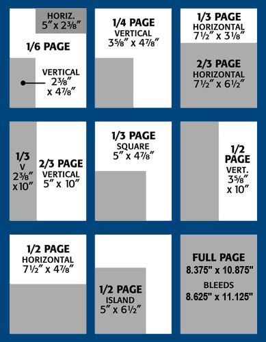 sccc resources magazine page size
